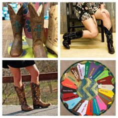 Dusty Rocker boots!!  I LOVE DUSTY ROCKER BOOTS ! TOP OF MY CHRISTMAS WISH LIST THIS YEAR !