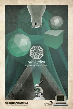 LOST DHARMA Initiative stations The Hydra
