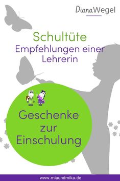 """Was sollte rein in die Schultüte? What should be put in the school bag? Just sweets and toys? Something """"pedagogically valuable""""? As a teacher, I have put Diy Back To School, School Days, School Gifts, Learning To Write, Kids Learning, Diy 2019, Blog Love, Digital Marketing Strategy, Learn To Read"""
