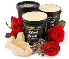 Dream Cream. The name says it all!