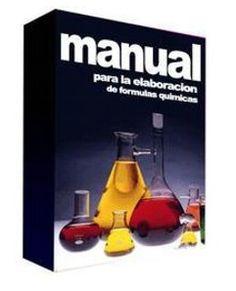 Manual de fórmulas de productos de limpieza