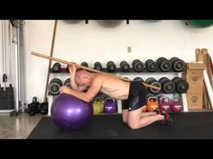 Intelligent Abs: The Forward Ball Exercise | C.H.E.K INSTITUTE