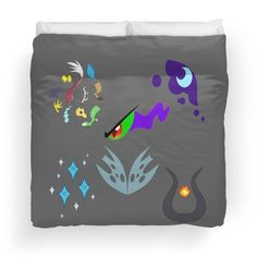 My little Pony - Villains of Equestria Cutie Mark (with Nightmare Rarity)