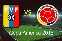 Watch Colombia vs Venezuela 2015 Copa America match-5 live telecast and stream online on 14 June. Get Venezuela v Colombia preview, prediction & live score.