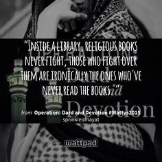 Deep •Operation Dard and Devotion by SprinkleofHayat #Wattpad