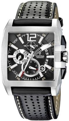 #Chronographwatch #festinachronographwatches #festinawatches #genevewatches Festina - Men's Watches - Festina F16363-5 - Ref. F16363-5 Check https://www.carrywatches.com