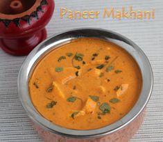 Jaya's recipes: Paneer Makhani