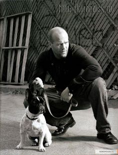 Jason Statham (born 12 September 1967) is an English actor, producer, martial artist, and former diver who is best known for his roles in The Italian Job, The Transporter, Death Race, Crank, The Bank Job, War, The Expendables, and The Expendables 2. - and he has a little friend