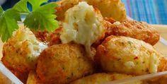 PROSA - TRECOS E CACARECOS: Bolinhos de Batata e Queijo http://prosatrecosecacarecos.blogspot.com.br/2015/01/bolinhos-de-batata-e-queijo.html
