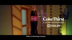 Coca-Cola Thirst | Dolby - Video Case (English Version)
