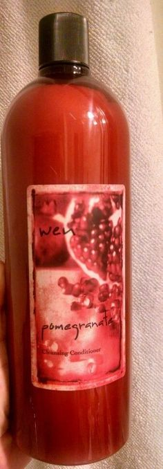 Wen by Chaz Dean Pomegranate Cleansing Conditioner 32 oz New SEALED Authentic   eBay