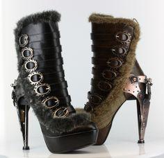 Polaro Brown by Metropolis Hades   Steampunk Clothes and Shoes