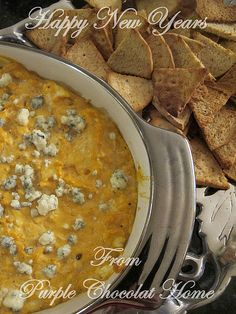 This Buffalo Chicken Dip will rock you!