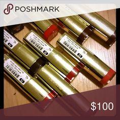10 new milani lipstick + $100 mystery gift 10 milani or Rimmel London lipstick + mystery bundle Milani Makeup Lipstick