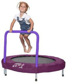 10462502d 46 Best kids trampoline with bar images