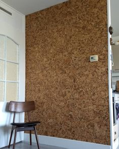 Prikwand kurkplaat - Gouda - 60 x 30 cm - dik - GEWAXT - per stuk ✓ Bestel nu! Design Your Home, House Design, Cork Wall, True Homes, Woman Cave, Cool Rooms, Kitchen Styling, Boy Room, Home Projects