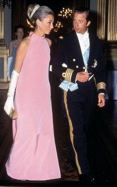 King Albert II & Queen Paola