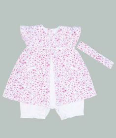 This Emile et Rose baby girls' collection has something for everyone, ranging from our bold Roses print in bright pink and green, to tiny ditsy prints in various shades of soft pink and grey, and the traditional hand embroidered, smocked dresses. Bows in every size and style are a feature of the collection. All we need is the sun, and if that's not available, we have pretty cardigans and shower proof coats to match.  www.notrunofthemill.com