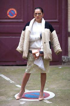 Street Style: Rue de Chic - HarpersBAZAAR.com