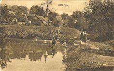 Historie obce - Obec Koldín