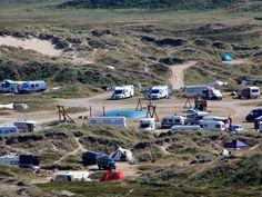 Dänemark: Camping in den Dünen , Nr. Lyngvig Camping