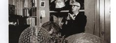 1951: Inventor & visionary R. Buckminster Fuller patents the Geodesic Dome as a method to improve human shelter.