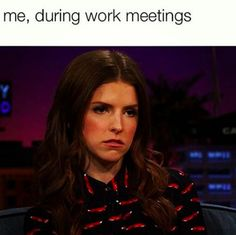 You've also given up completely on trying to look happy during the workday. | 21 Pictures About Work Guaranteed To Make You Laugh