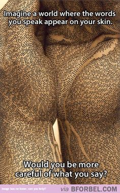 Inked By Your Words…