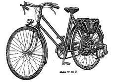 Malowany kokon: Kolejny rower