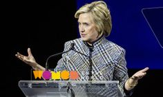 Women In World Summit Held In New York - Hillary made this incredibly racist comment:
