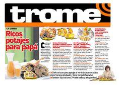 Nota de prensa en Diario Trome para nuestro cliente la cadena de restaurantes Puerto Norte.