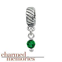 0767df0fc Charm #1 green dangle! Kay Jewelers, Dangles, Belly Button Rings, Gemstones