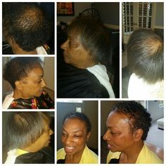 When God has blessed you with a gift , give all glory and honor to Him and then utilize it to help others.  Ladies you know longer have to hide behind a weave or wig. Call for your appointment 3027531064