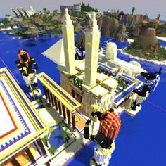 Minecraft Builds Spatial, Science and Storytelling Skills. Minecrafting the Classroom