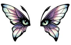 butterfly+wings+with+eyes | Butterfly wings tattoo Free Tattoos designs - Tattoo Images