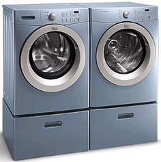 frigidaire light blue washer and dryer beautiful laundry room affinity