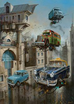 Alejandro Birdisio.  http://theartofanimation.tumblr.com/post/36974975669/alejandro-burdisio