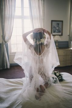Bridal Boudoir Shoot | Patrice de Guigné Photography | Bridal Musings Wedding Blog