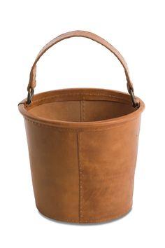Savannah Leather Bucket