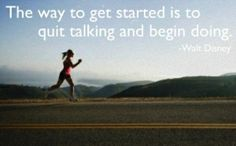 the way to get started