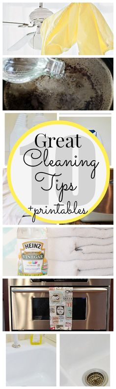 10 Cleaning tips 1
