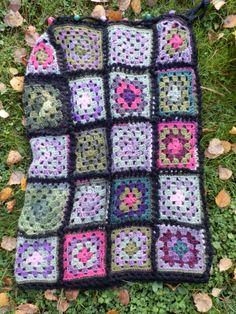 Skirt, crocheted from Granny squares, 2013 Granny Squares, Crocheting, Knit Crochet, Blanket, Skirt, Knitting, Blog, Chrochet, Ganchillo