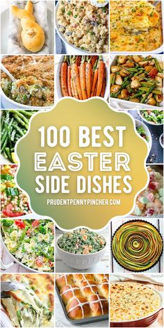 100 Best Easter Side Dishes
