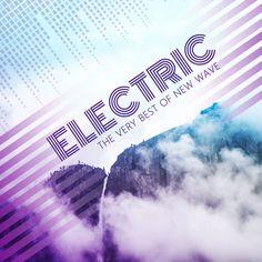 EDM Album Cover Template.