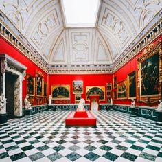@spsgmuseum Berlin Brandenburg, Palace Garden, Skylight, Architecture Design, The Incredibles, Gallery, Building, Places, House
