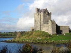 Dun Aengus Castle, Spanish Point, County Clare, Ireland