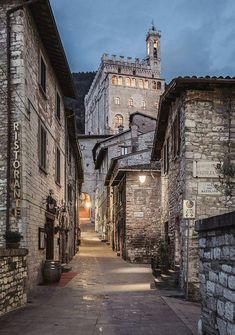 Gubbio , Italia
