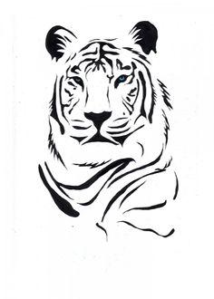 DON/'T RILE SWEATSHIRT PULLOVER Tiger Fell Kopf Fur Head White Animal Wildlife