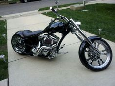 2005 Big Bear Choppers Dynamic chopper Chopper , Black, 7,000 miles for sale in Blackwood, NJ