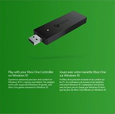 Microsoft Xbox Wireless Adapter for Windows   see more at  http://laptopscart.com/product/microsoft-xbox-wireless-adapter-for-windows/